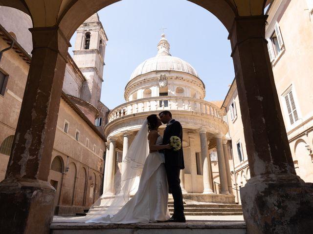 Il matrimonio di Claudio e Simona a Roma, Roma 58