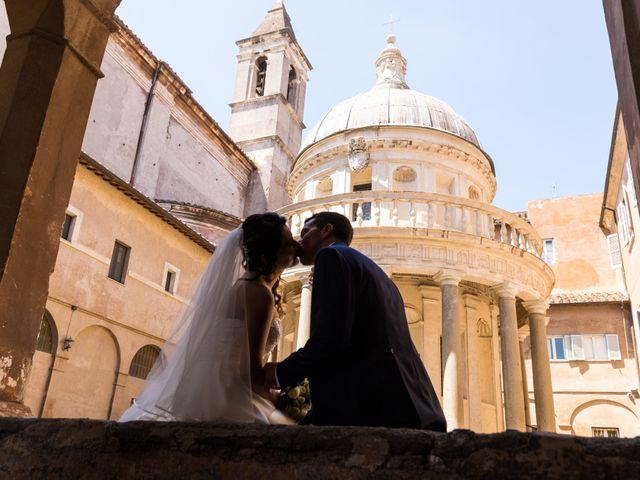 Il matrimonio di Claudio e Simona a Roma, Roma 59