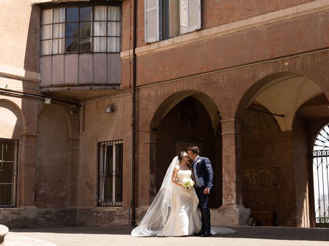 Il matrimonio di Claudio e Simona a Roma, Roma 60