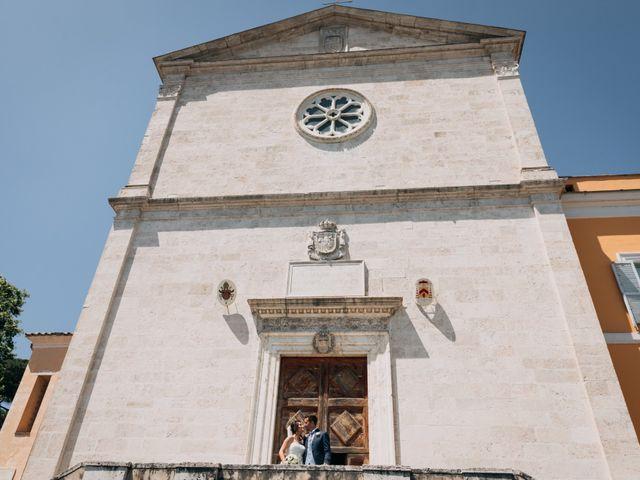 Il matrimonio di Claudio e Simona a Roma, Roma 61