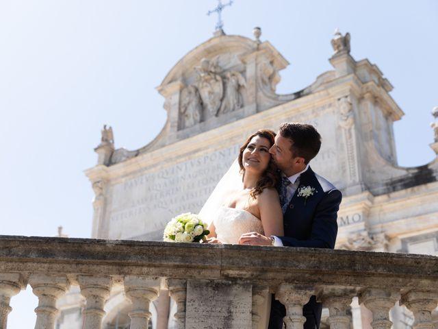 Il matrimonio di Claudio e Simona a Roma, Roma 67