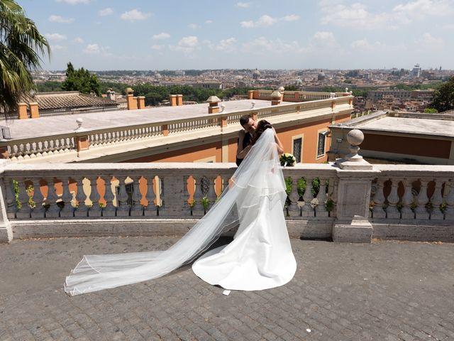 Il matrimonio di Claudio e Simona a Roma, Roma 68
