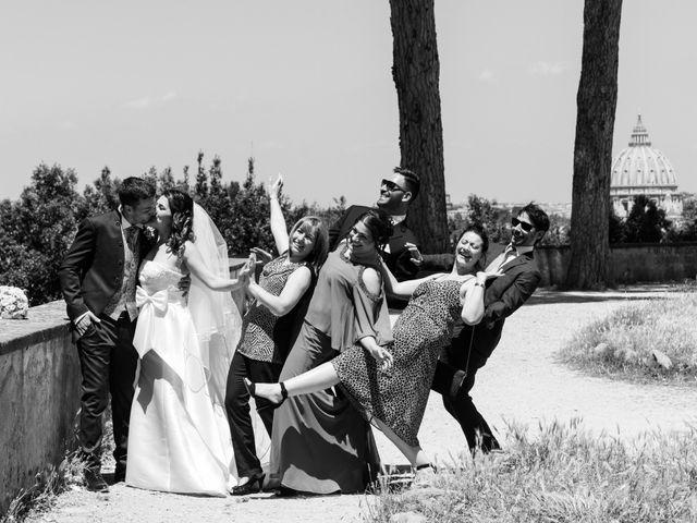 Il matrimonio di Claudio e Simona a Roma, Roma 71