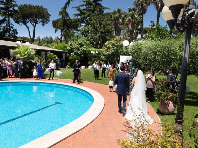 Il matrimonio di Claudio e Simona a Roma, Roma 76