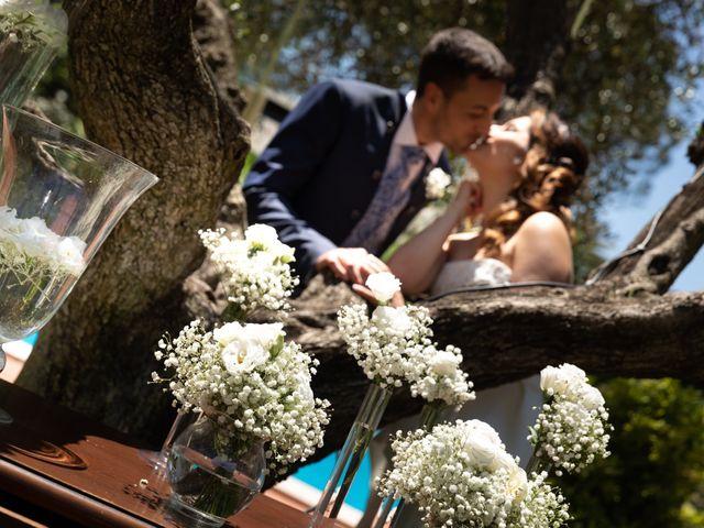 Il matrimonio di Claudio e Simona a Roma, Roma 80