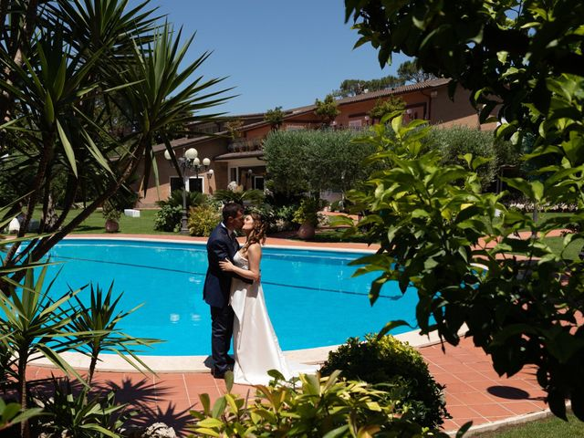 Il matrimonio di Claudio e Simona a Roma, Roma 82