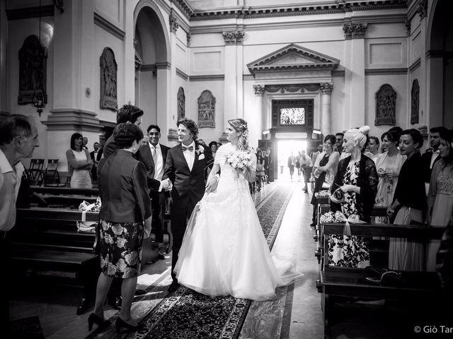 Il matrimonio di Loris e Laura a Castelfranco Veneto, Treviso 9