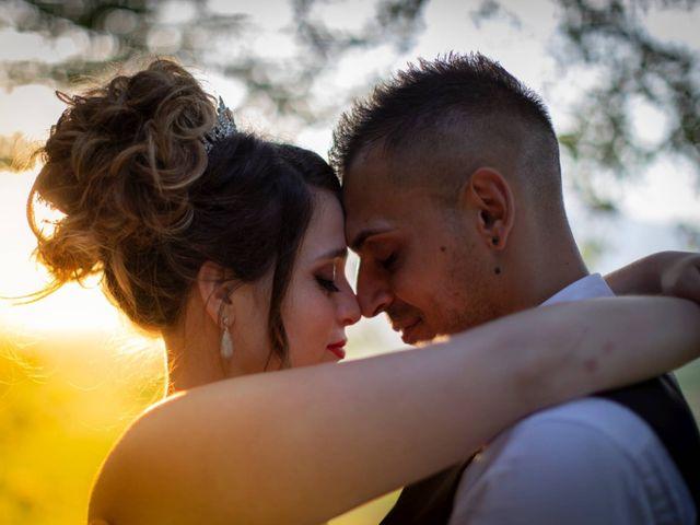 Le nozze di Michelle e Antonio