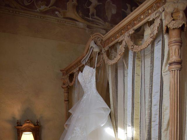 Il matrimonio di Nicola e Maria Grazia a Bevilacqua, Verona 3