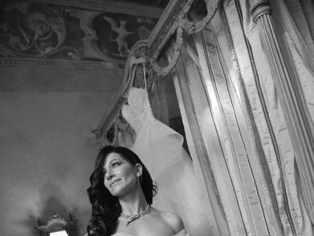 Il matrimonio di Nicola e Maria Grazia a Bevilacqua, Verona 4