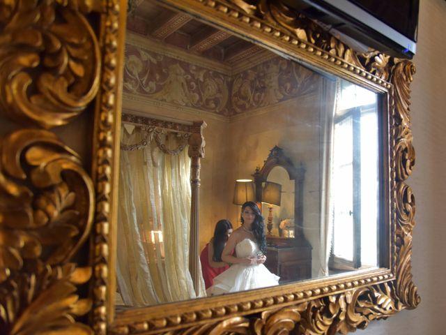 Il matrimonio di Nicola e Maria Grazia a Bevilacqua, Verona 6
