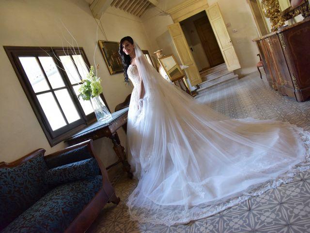 Il matrimonio di Nicola e Maria Grazia a Bevilacqua, Verona 2