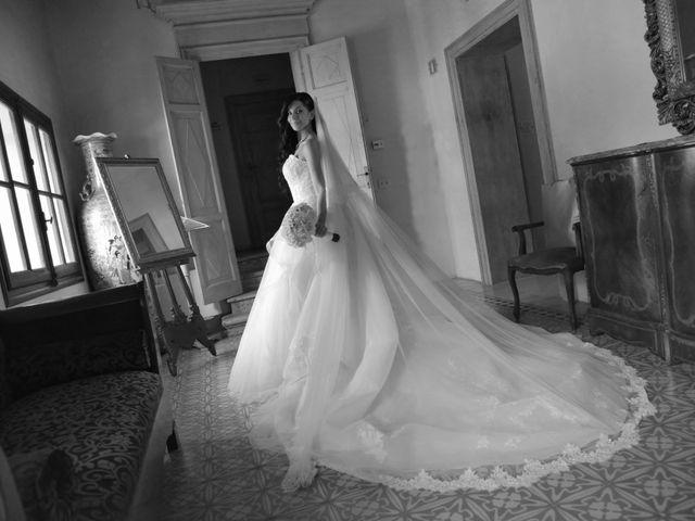 Il matrimonio di Nicola e Maria Grazia a Bevilacqua, Verona 7