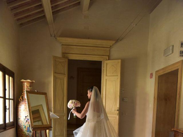 Il matrimonio di Nicola e Maria Grazia a Bevilacqua, Verona 8