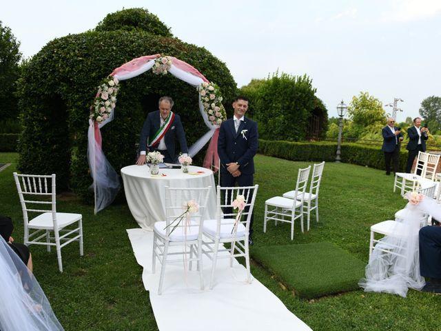 Il matrimonio di Nicola e Maria Grazia a Bevilacqua, Verona 17