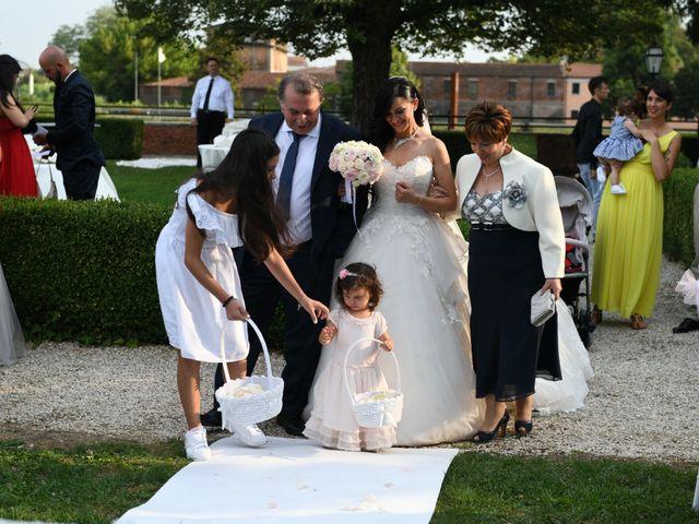 Il matrimonio di Nicola e Maria Grazia a Bevilacqua, Verona 18