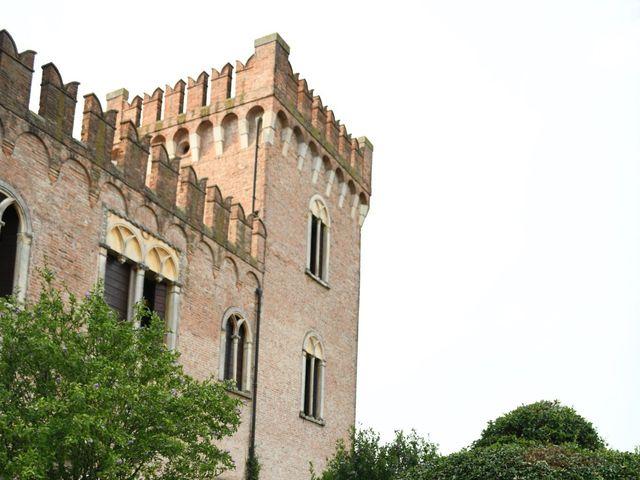 Il matrimonio di Nicola e Maria Grazia a Bevilacqua, Verona 19