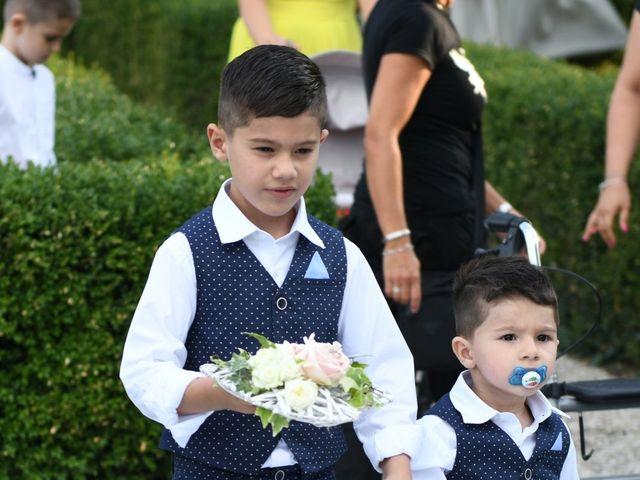 Il matrimonio di Nicola e Maria Grazia a Bevilacqua, Verona 21