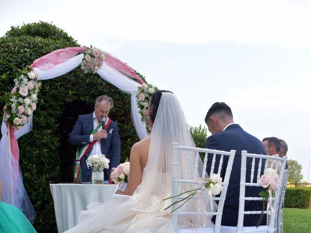 Il matrimonio di Nicola e Maria Grazia a Bevilacqua, Verona 23