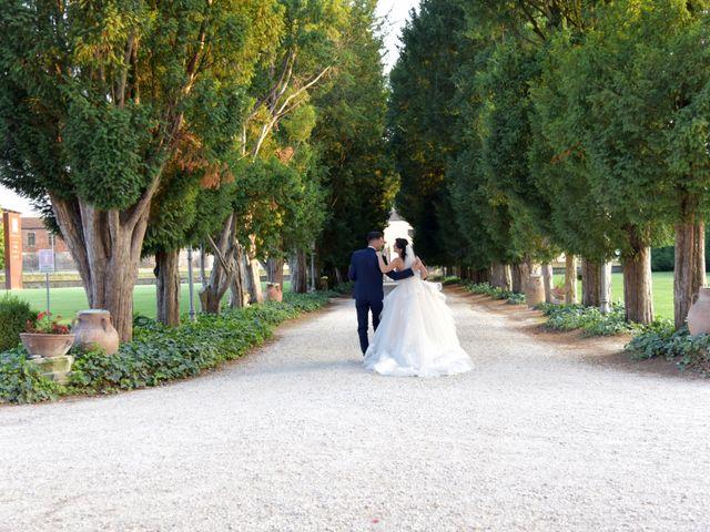 Il matrimonio di Nicola e Maria Grazia a Bevilacqua, Verona 27