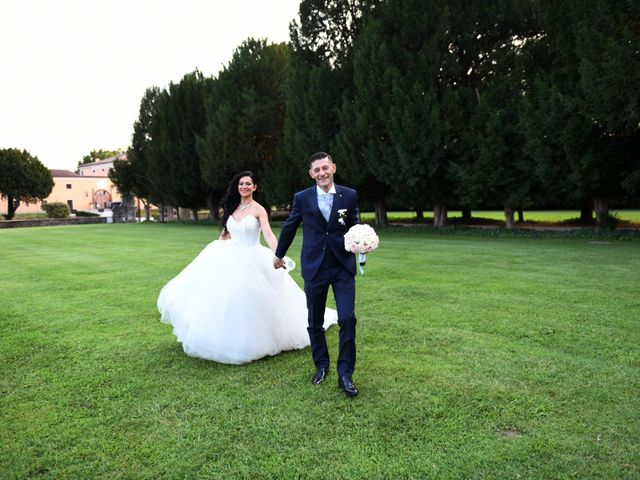 Il matrimonio di Nicola e Maria Grazia a Bevilacqua, Verona 28