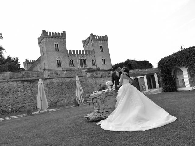 Il matrimonio di Nicola e Maria Grazia a Bevilacqua, Verona 30
