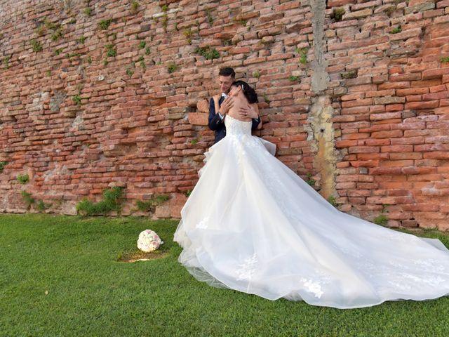 Il matrimonio di Nicola e Maria Grazia a Bevilacqua, Verona 31
