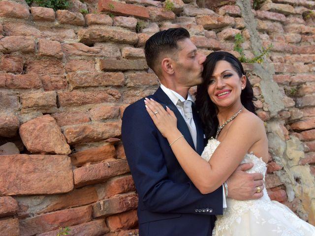 Il matrimonio di Nicola e Maria Grazia a Bevilacqua, Verona 33
