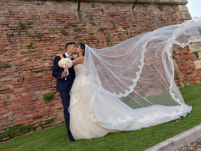 Il matrimonio di Nicola e Maria Grazia a Bevilacqua, Verona 34