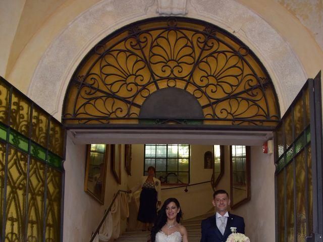 Il matrimonio di Nicola e Maria Grazia a Bevilacqua, Verona 38