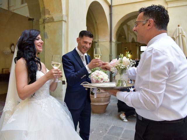 Il matrimonio di Nicola e Maria Grazia a Bevilacqua, Verona 39