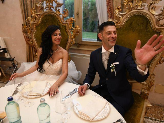 Il matrimonio di Nicola e Maria Grazia a Bevilacqua, Verona 43