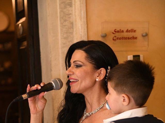 Il matrimonio di Nicola e Maria Grazia a Bevilacqua, Verona 46