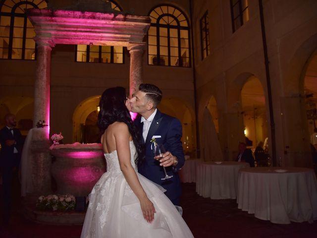 Il matrimonio di Nicola e Maria Grazia a Bevilacqua, Verona 51