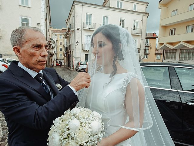 Il matrimonio di Giuseppe e Gerarda a Avellino, Avellino 16