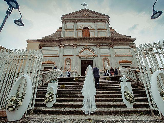Il matrimonio di Giuseppe e Gerarda a Avellino, Avellino 17