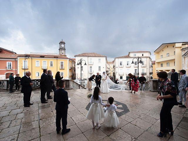 Il matrimonio di Giuseppe e Gerarda a Avellino, Avellino 18