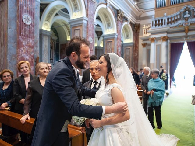 Il matrimonio di Giuseppe e Gerarda a Avellino, Avellino 19