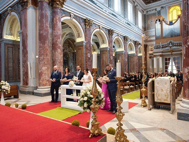 Il matrimonio di Giuseppe e Gerarda a Avellino, Avellino 20