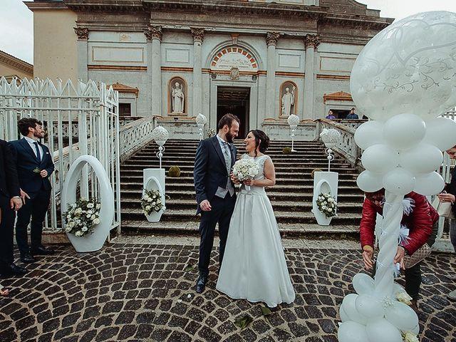 Il matrimonio di Giuseppe e Gerarda a Avellino, Avellino 25