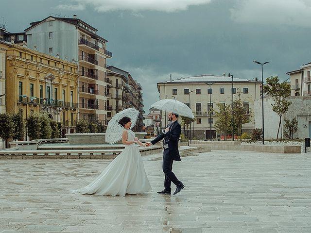 Il matrimonio di Giuseppe e Gerarda a Avellino, Avellino 30