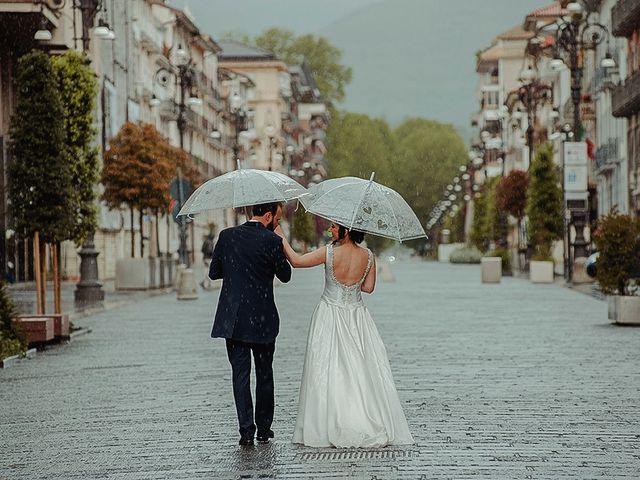Il matrimonio di Giuseppe e Gerarda a Avellino, Avellino 32