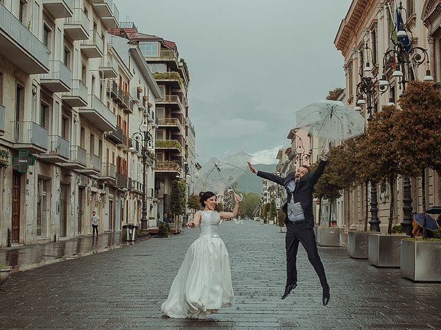 Il matrimonio di Giuseppe e Gerarda a Avellino, Avellino 34