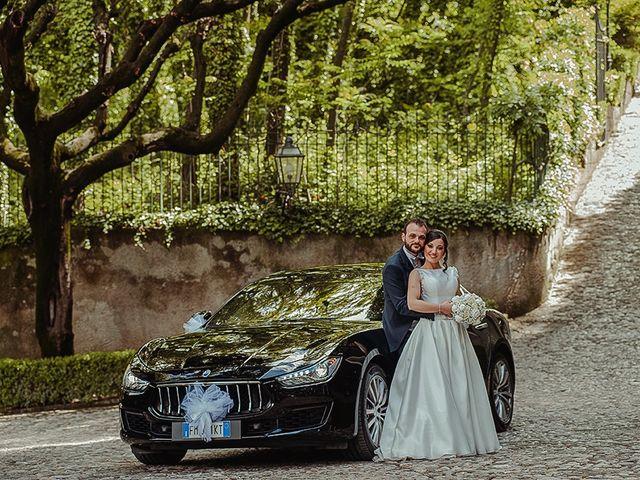 Il matrimonio di Giuseppe e Gerarda a Avellino, Avellino 35