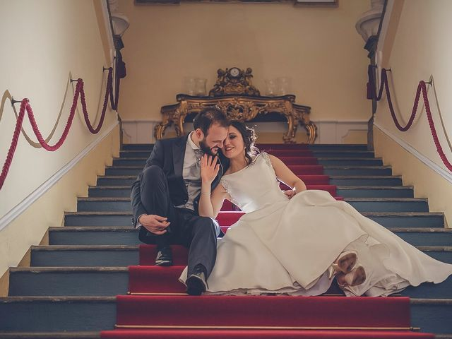 Il matrimonio di Giuseppe e Gerarda a Avellino, Avellino 59
