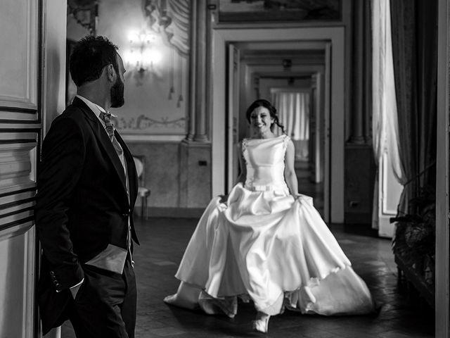 Il matrimonio di Giuseppe e Gerarda a Avellino, Avellino 61