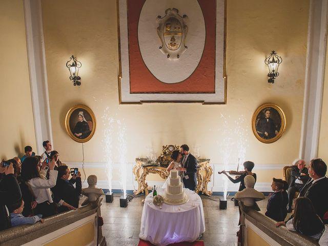 Il matrimonio di Giuseppe e Gerarda a Avellino, Avellino 68
