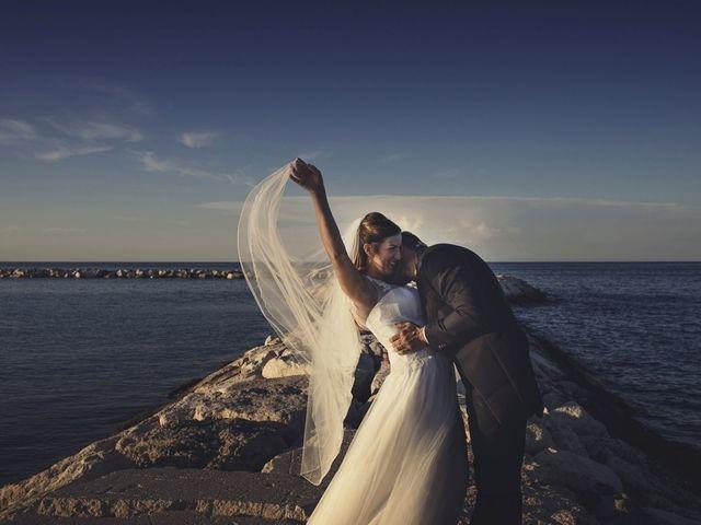 Il matrimonio di Andrea  e Deborah a Saltara, Pesaro - Urbino 2