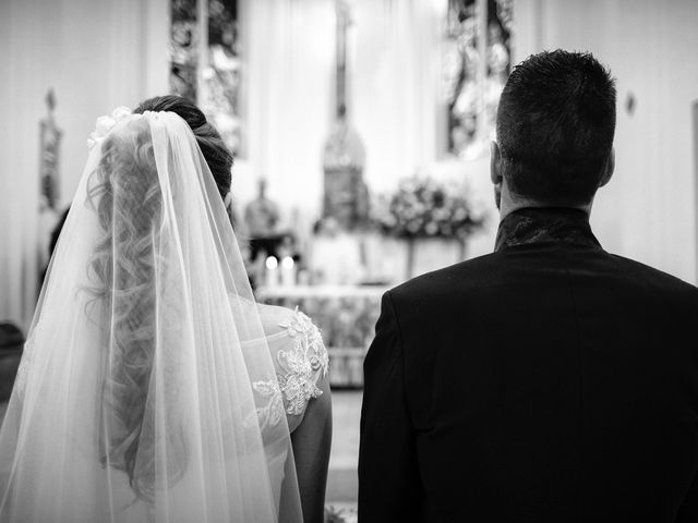 Il matrimonio di Andrea  e Deborah a Saltara, Pesaro - Urbino 6