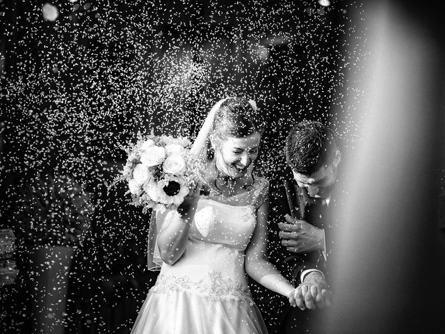 Il matrimonio di Andrea  e Deborah a Saltara, Pesaro - Urbino 7